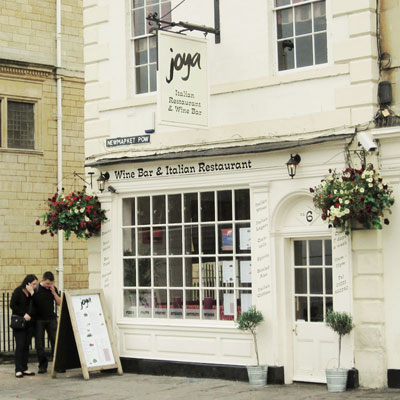 Joya 5 Star Italian Restaurant Bath